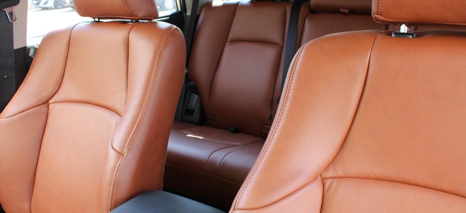 Autumn Katzkin leather