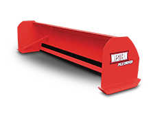 pile-driver plow western