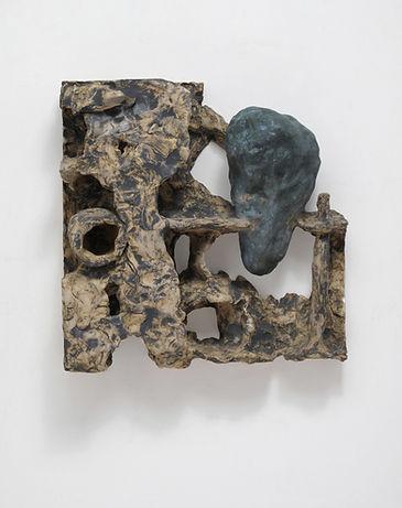 T郭旭達,Untitled 96-07,2000,陶、金屬氧化物 Fired C