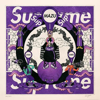 王宗欣_2018_Super Mazu Purple.jpg