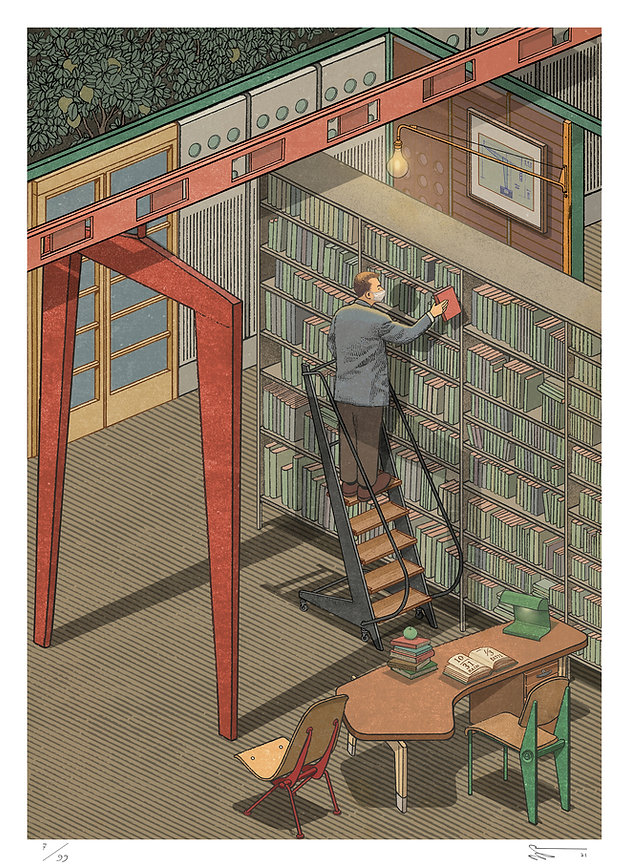 鄒駿昇_2021_看不見的書店/讓 普魯維.jpg