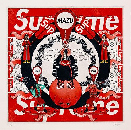 王宗欣_2018_Super Mazu Red.jpg