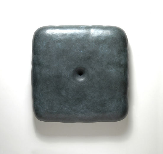 T郭旭達,無題 05-07 Untitled 05-07,2005,陶、金屬氧化