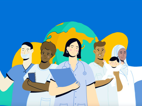 2020 International Year of the Nurse and Midwife: Making a Difference
