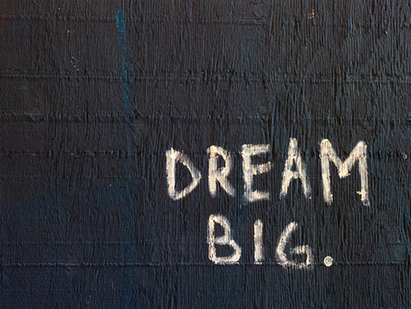 To the child with a disability: YOUR DREAMS ARE VALID