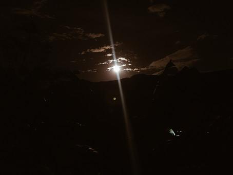 Diário de bordo. Vale do Capão - 29.01,21 - 23:21 | O oráculo da Lua