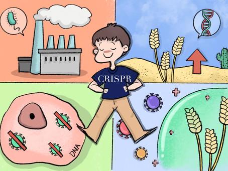 Genetic Engineering/CRISPR