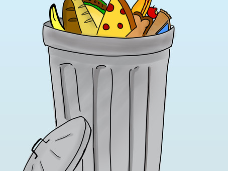 Food Waste - One of the biggest problems in the US
