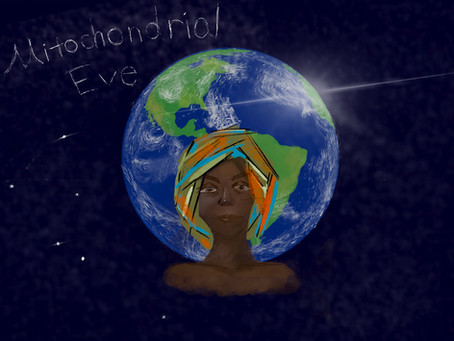 Mitochondrial Eve: Genesis