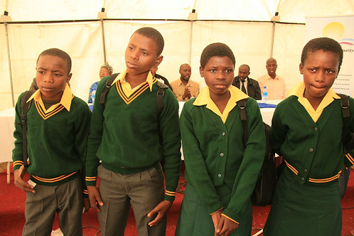 Donate A Uniform to the Adenta Students