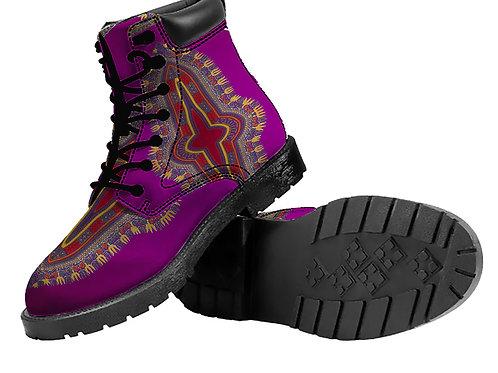 Purple Dashiki