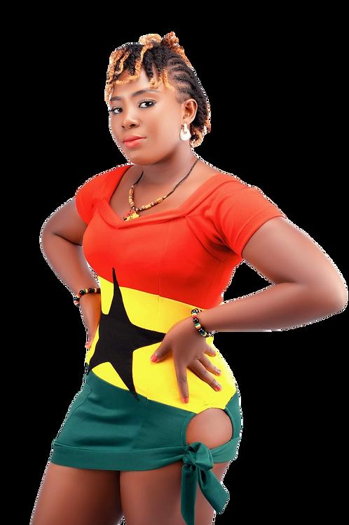 Ghana Girl