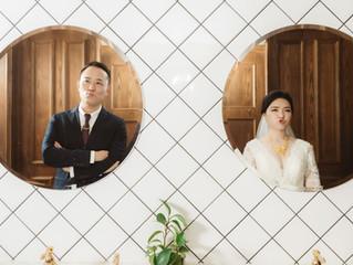 + Wedding + 宣佑 & 慈徽  (結婚)