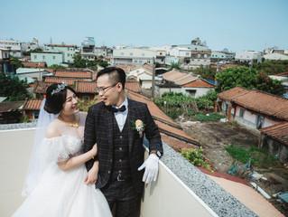 Recommend 新人婚禮推薦文|張傑 & 孟潔