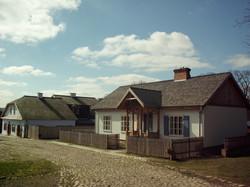 Skansen. Open Air Village Musuem