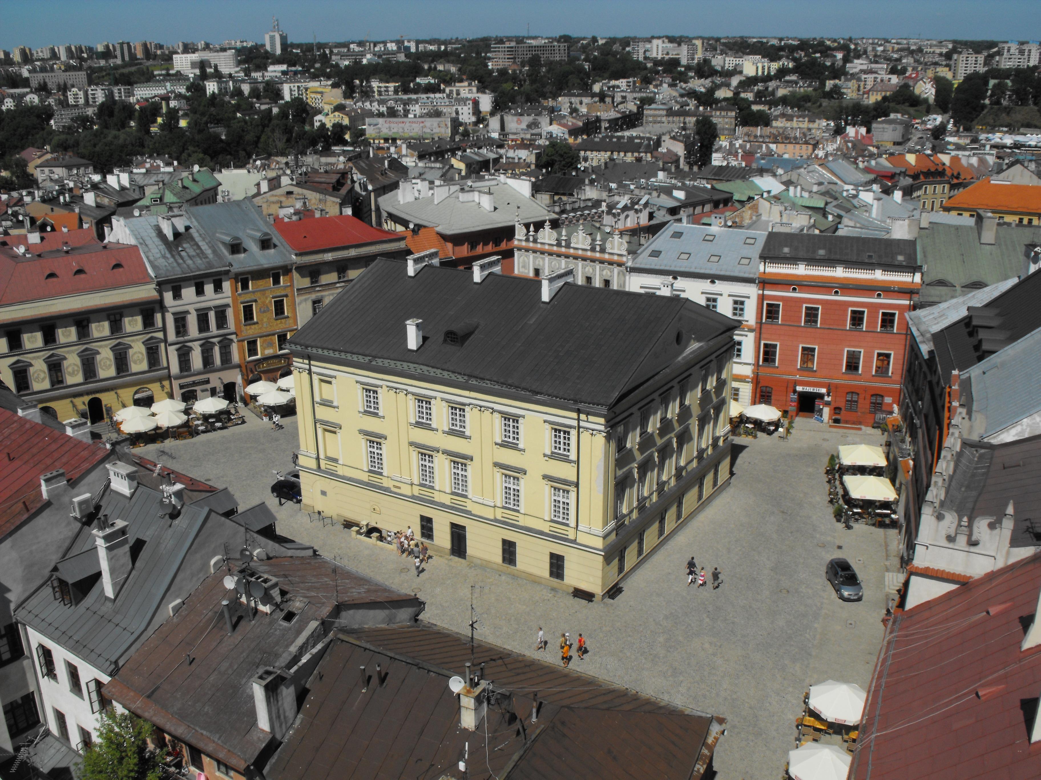 Lublin_Main Square
