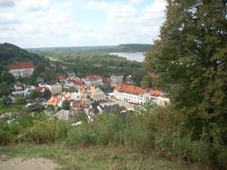 Kazimierz on Vistula