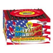 Saturn Missile Fireworks