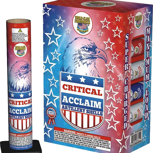 Critical Acclaim - Only $28.07 Per Box