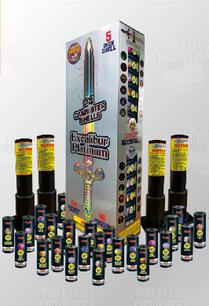 Excalibur Platinum Artillery Shells
