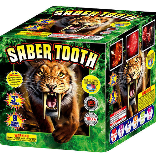 Saber Tooth - Only $65.50 Per Cake