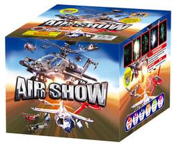 Air Show Shot Cake