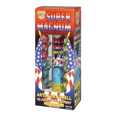 Super_Magnum Artillery Shells