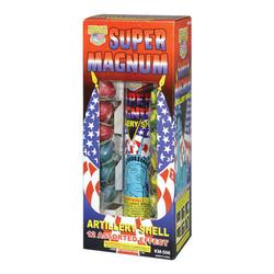 Super Magnum Artillery Shells