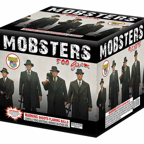 Mobsters - Only $16.00 Per Cake