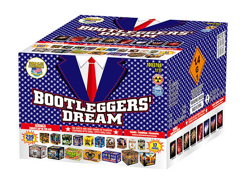 Bootleggers Dream - Show To Go Box