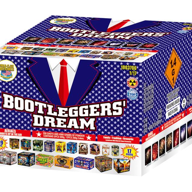 Bootleggers Dream Fireworks Assortment