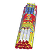 Pyramid Of Power Roman Candles