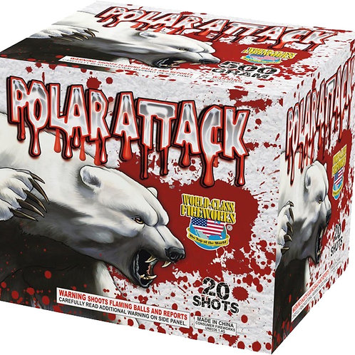 Polar Attack fireworks repeater