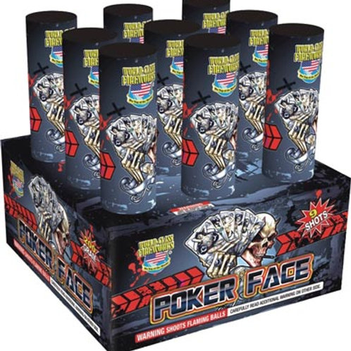 Poker Face - Only $11.11 Per Cake