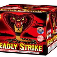 500 Gram Fireworks