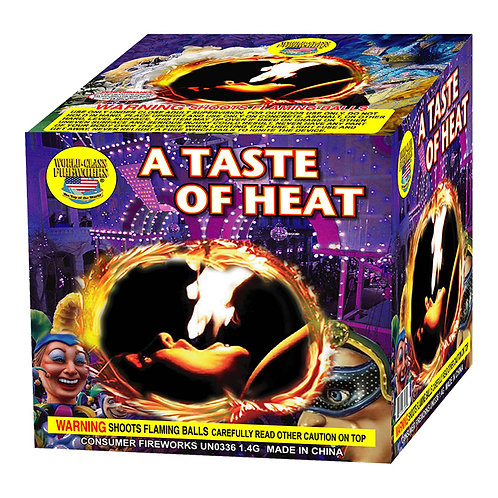 A Taste Of Heat