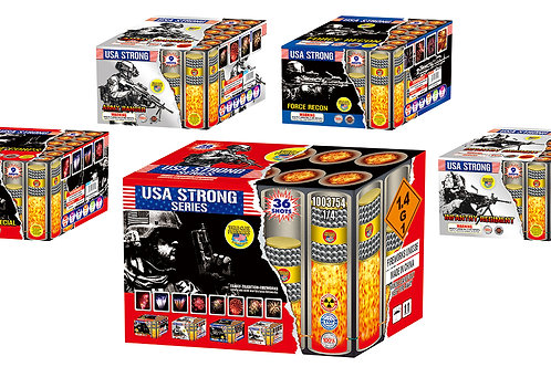 USA Strong - Only $17.69 Per Cake