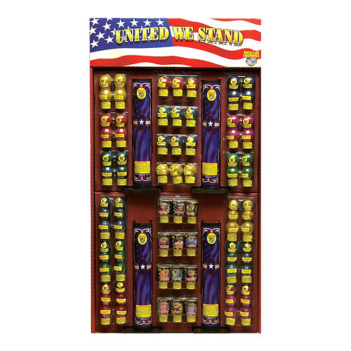 United We Stand - Only $103.64 Per Assortment