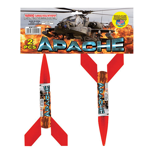 Apache Missiles