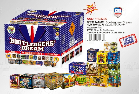 Bootleggers Dream Assortment
