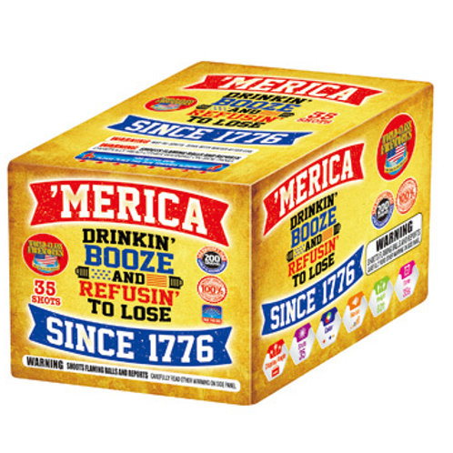 Merica - Only $14.63 Per Cake