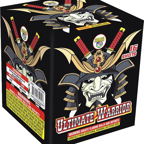 Ultimate Warrior - Only $6.96 Per Cake