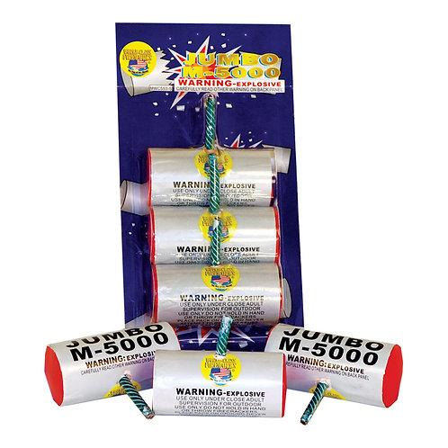 Jumbo M - 5000 Silver