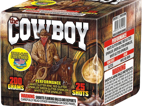 The Cowboy - Only $10.76 Per Cake