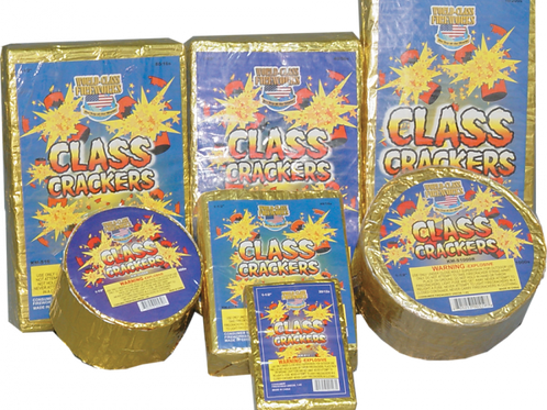 World Class Firecrackers 50 Count Packs