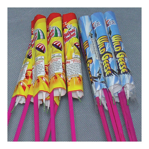 Boomer Wild Geese Rockets