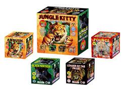 Jungle Kitty