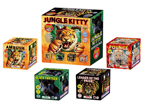 Jungle Kitty - Only $19.47 Per Cake