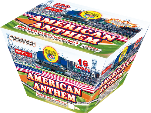 American Anthem - Only $13.21 Per Cake