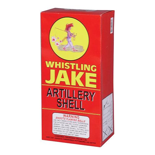 Whistling Jake Artillery Shells